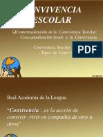 UNIDAD 1- Convivencia Escolar Generalidades