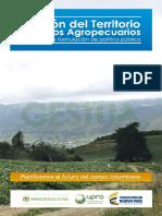 Documento - Gestión del Territorio para Usos Agropecuarios - Bases para la formulación de política pública - UPRA.pdf
