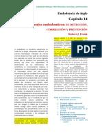 Endodoncia de Ingle Capitulo 14 en Español