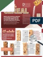 Estudio de Calidad Barras de Cereal
