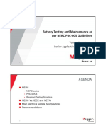 9- Baterías - Conceptos y Fundamentos Para Pruebas y Mtto