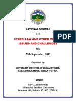 NS Cyber Law 2019