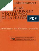 Ideologias Del Desarrollo y Dialectica de La Historia - Franz Hinkelammert