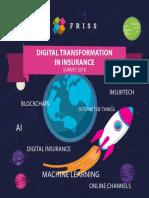 Survey  Digital Transformation in Insurance 2018