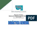hacia una didactica general