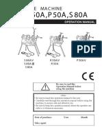 Manual Book Treaded Macine R50A_P50A_S80A