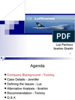 Final Lufthansa Presentation 061907