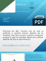 20180722 Leccion3 Evangelizar Personas de Exito