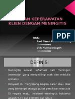 TPS Meningitis - (087) Ainil Fikroh R.D & (088) Ucik Nurmalaningsih
