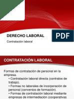 1.- CONTRATACION LABORAL