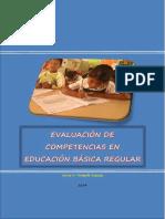 Evaluacion de Competencias en Educacion Basica Ccesa007