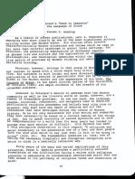 AML Annual 1984, Part 2