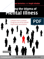 Reducing the Stigma of Mental Illness