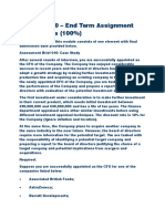 Finance Assignment Rubrics.docx