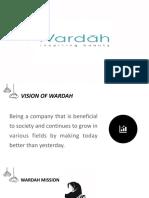 WARDAH PPT