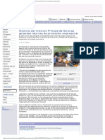 Ciclo formativo comercio internacional IES principe de Asturias.
