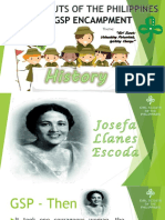 GSP History
