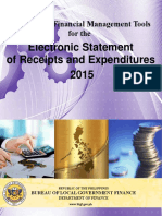 Statement of Receipts and Expenditures