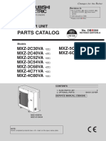 Mitsubishi Electric Heat Pump Parts Outdoor MXZ-2C52VA.pdf