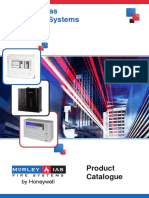 Fire and Gas Detection Systems Product Catalogue Morley-IAS V2.1