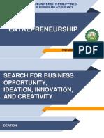 Entrepreneurship Chapter 2.2