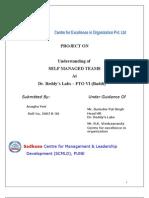 DRL Training Report