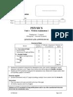 [Physics] 2010 TSSM Unit 4 Exam