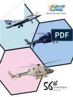 HAL Annual Report 2018-19