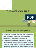 THE AMERICAN RULE.pptx