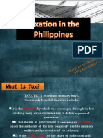 taxation of the Phils