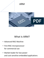 ARM-Introduction to architecture