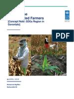 [Deliverable 05] Concept Note, SDGs Region in Gorontalo