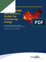 Choosing China
