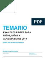 Temario.primeromedio.2019 0