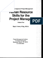 Vijay K. Verma - Human Resource Skills for the Project Manager_ The Human Aspects of Project Management,  Volume 2-Project Management Institute (1996).pdf
