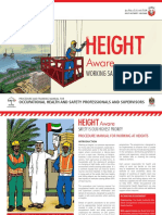 Work at Height Awareness -Eng