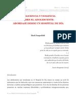 NEGLIGENCIA Y VIOLENCIA SOBRE EL ADOLESCENTE