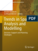 Trend in spatial analysis