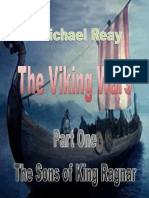The Sons of King Ragnar (the Viking Wars B - J Michael Reay