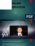 English Presentation Chester Bennington.pptx