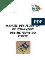 Manuel Des Plug-In de Commande Des Moteurs Du Robot L6201