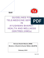 Tele Medicine Guidelines for Implementation in PIP 2019-20 (1)