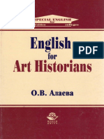 English for Art Historians