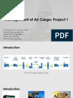 Air Cargo Presentation