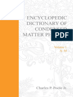 Encyclopedic Dictionary of Condensed Matter Physics [Vols 1 and 2.pdf