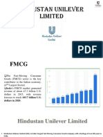 Hindustan Unilever Limited PPT