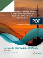 NDU 001 - ENERGISA