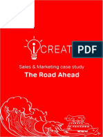 Sales and Mrketing