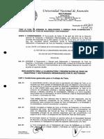 Modelo de tesis UNA