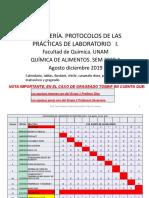 Protocolos de Prácticas Confitería Sem 2020 1